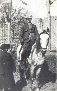 Gunnar Jarring au Turkestan oriental en 1929