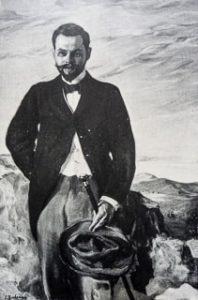 ortrait d'Ivan Stchoukine par Ignacio Zuloaga